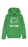 """Helden - Fresh Green """"Tjik Tjok"""" Kinder Hoodie"""
