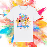 #LikeMe - Gelukkig zijn - Wit Kinder T-shirt