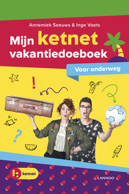 Ketnet - Mijn Ketnet vakantiedoeboek