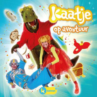 Kaatje - Kaatje op avontuur (CD)