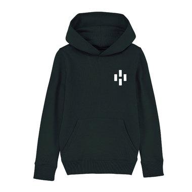 Hoodie - Zwarte Hoodie Volwassenen