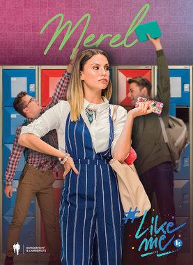 #LikeMe - Merel (boek)