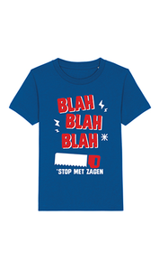 """Helden - Marjorelle Blue """"Blah Blah Blah"""" Kinder T-shirt"""
